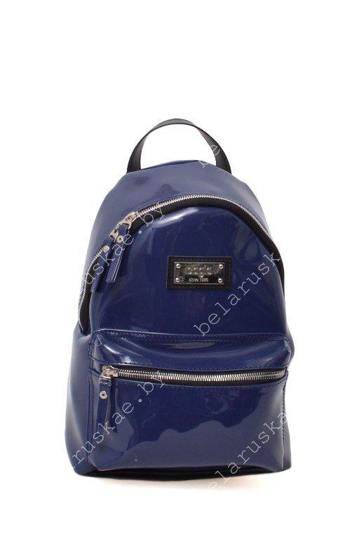Рюкзак городской кожаный 493302 Cagia Каджия